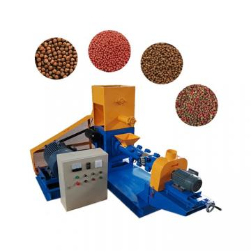 Fish Feed Production Plant Pet Food Extrusion Price Customized Pet Dog Food Machine