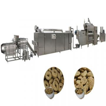Pet Food Manufacturing Machines Dog Cat Food Extruder Equipments Supplier