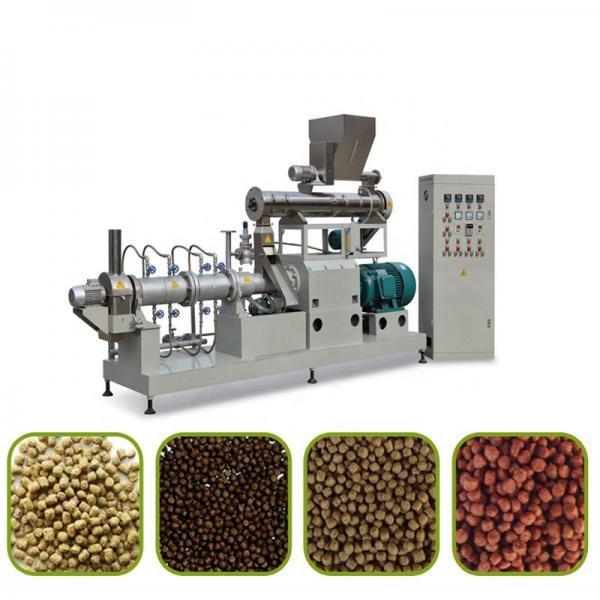 Full Production Line Price Dry Dog Food Pellet Production Line Small Pet Making Extruder Dog Food Machine