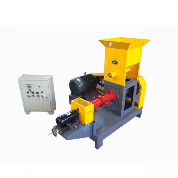 Electrical Automatic Continuous Pet Food Making Machine