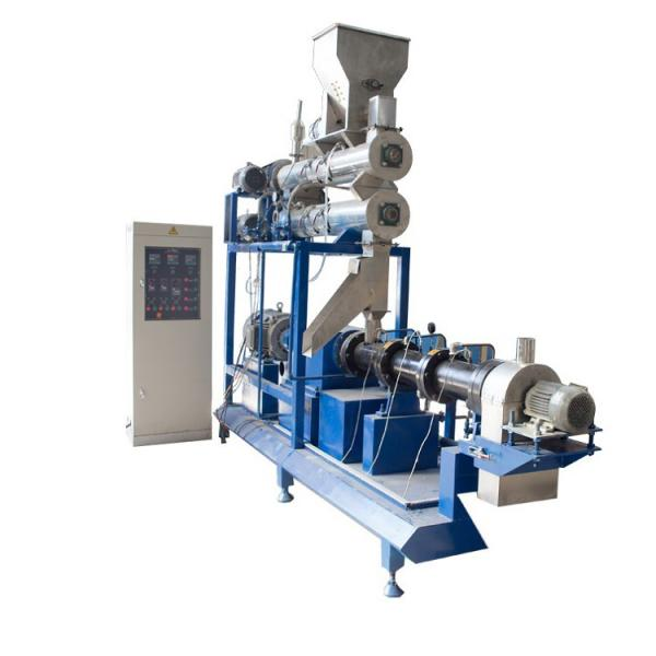 Small Animal Pet Dog Floating Fish Food Pellet Production Line Equipment Plant Prices Sinking Fish Feed Making Processing Extruder Manufacturing Machine