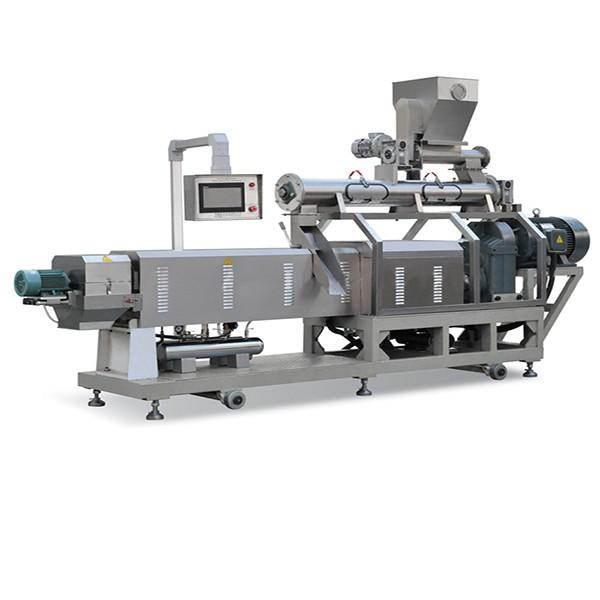 Dog Treats Automatic Bag Packing Machine for Self-Supporting Zipper Bags